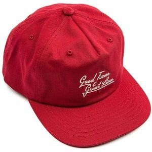"Arbor ""Good Times & Great Lines"" SnapBack"